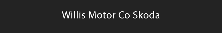 Willis Motor Co Skoda Logo