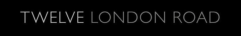 Twelve London Road Logo