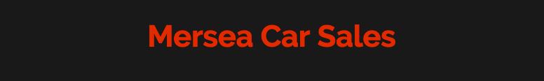Mersea Car Sales Logo