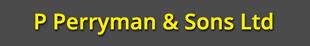 P Perryman & Sons Ltd logo