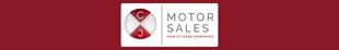 CJ Motor Sales logo