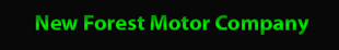 New Forest Motor Company logo