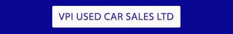 V P I Used Car Sales Ltd Logo