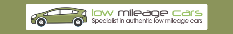 Low Mileage Cars Logo