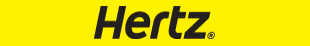 Hertz Bristol Airport Car Hire Hall Logo