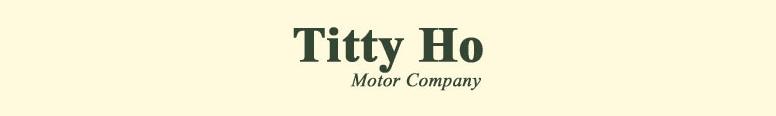 Titty Ho Motor Company Logo