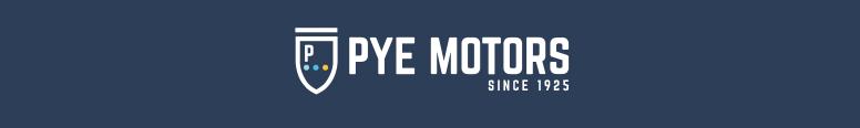 Pye Motors Kendal Logo