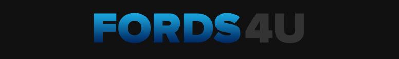 Fords4u.co.uk Logo