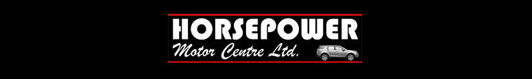 Horsepower Motor Centre Ltd Logo