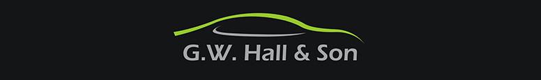 GW Hall and Son Logo