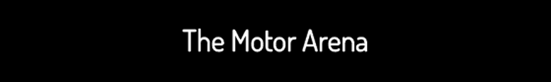 The Motor Arena Westholme Road Logo
