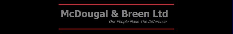 McDougal & Breen Logo