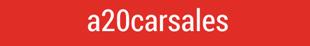 A20 Car Sales logo