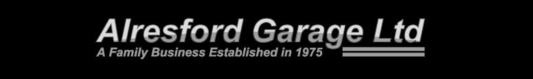 Alresford Garage Ltd Logo