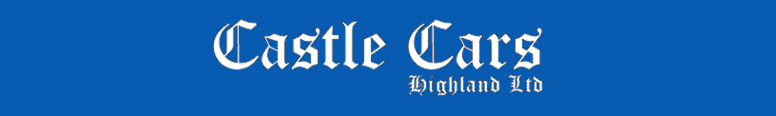 Castle Cars Highland Logo