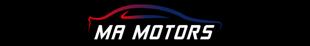 M A Motors Logo