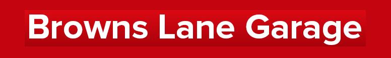 Browns Lane Garage Logo