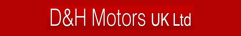 D&H Motors UK Ltd Logo