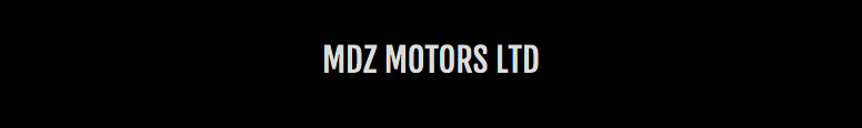MDZ Motors Ltd Logo