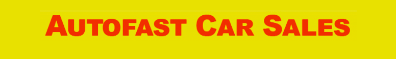 Autofast Car Sales Logo