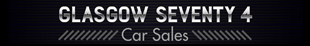 Glasgow Seventy 4 Car Sales logo