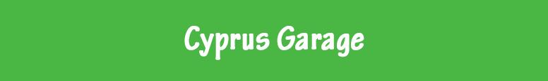 Cyprus Garage Ltd Logo