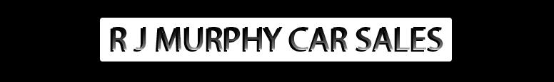 R J Murphy Car Sales Logo