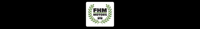 FHM Motors Logo