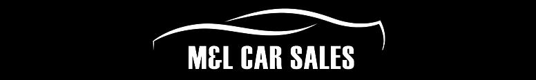 M and L Car Sales Logo