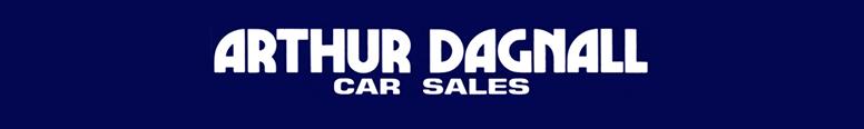 Arthur Dagnall Car Sales Logo