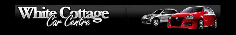 White Cottage Car Centre Logo