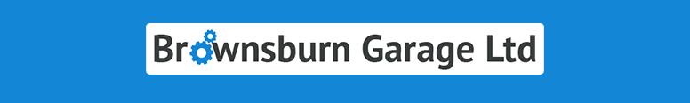 Brownsburn Garage Logo