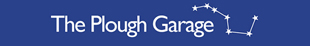 The Plough Garage logo