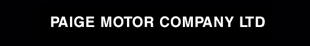 Paige Motor Company Limited logo