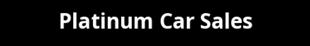 Platinum Car Sales logo