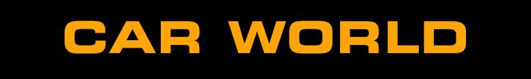 Car World Logo