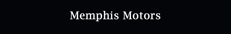 Memphis Motors Ltd Logo