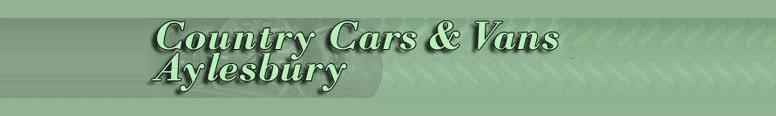 Country Cars & Vans Aylesbury Logo