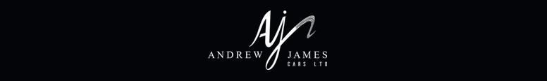 Andrew James Cars Ltd Logo