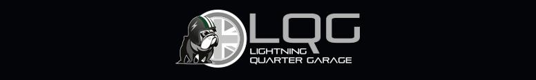 Lightning Quarter Garage Logo