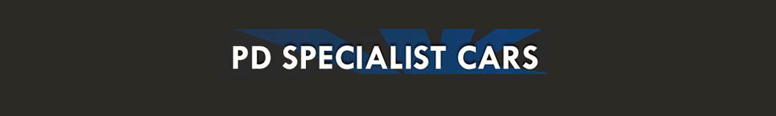 PD Specialist Cars Logo