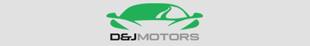 D & J Motors logo