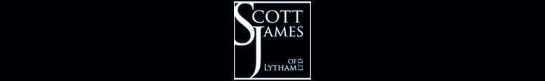 Scott James of Lytham Logo