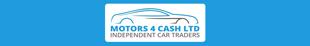 Motors 4 Cash logo
