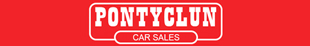 Pontyclun car and van centre logo
