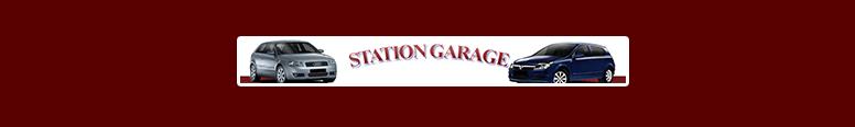 Station Garage Logo