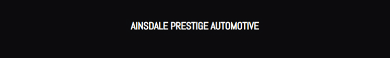 Ainsdale Prestige Automotive Ltd Logo