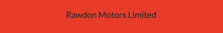 Rawdon Motors Limited Logo