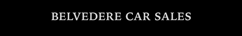 Belvedere Car Sales Logo
