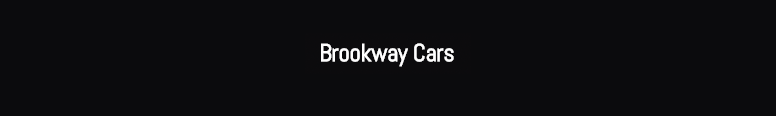 Brookway Cars ltd Logo